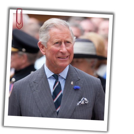 HRH Charles, Prince of Wales