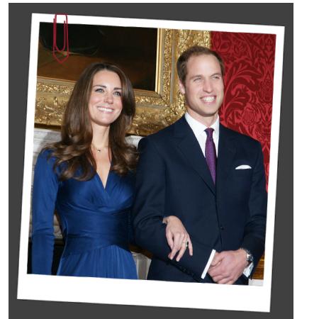 HRH Prince William, Duke of Cambridge & HRH Catherine, Duchess of Cambridge