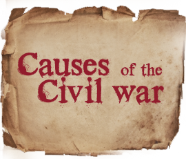 causes civil war