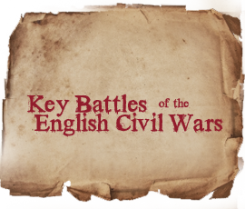 key battles english civil wars