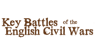 title key battles of the English Civil Wars
