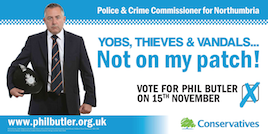 conservatives poster