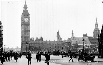 Parliament Old photo