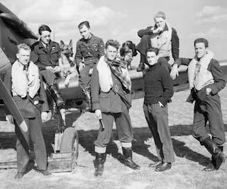 Battle of Britain Pilots IWM Duxford