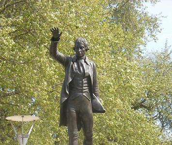 BRIT POLITICS:How Political Thinking Shapes Britain:Edmund Burke