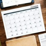 Four Top Tips for Getting and Staying Organised