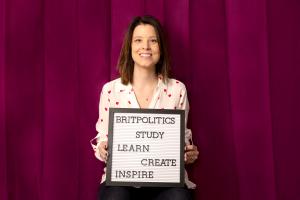 Editor Elizabeth Hill-Scott