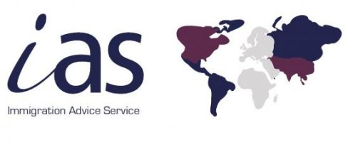 Immigration Advice Service Logo