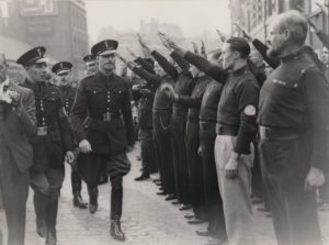 Oswald Mosley in 1934